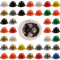 MSA V-GARD FULL-BRIM HARD HAT