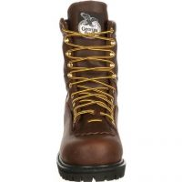 LACE-TO-TOE STEEL TOE WATERPROOF WORK BOOT