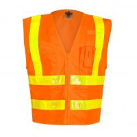 COMBINED PERFORMANCE 5 POCKET SOLID VEST