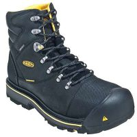 MILWAUKEE WATERPROOF STEEL TOE WORK BOOT