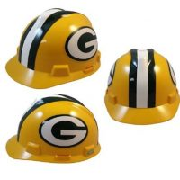 GREEN BAY NFL HARD HAT