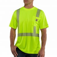 FORCE HI-VIS SHORT-SLEEVE CLASS 2 T-SHIRT
