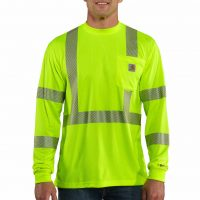 FORCE HIGH-VISIBILITY LONG SLEEVE CLASS 3 T-SHIRT
