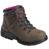 WOMEN'S 6″ LEATHER WORK WP WORK BOOT