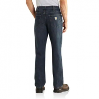 RELAXED-FIT HOLTER JEAN
