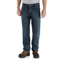 RELAXED FIT HOLTER DUNGAREE JEAN
