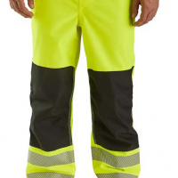 HIGH-VISIBILITY CLASS E WATERPROOF PANT