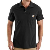 FORCE COTTON DELMONT POCKET POLO