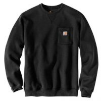 CREWNECK POCKET SWEATSHIRT