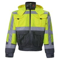 HEAVY DUTY HIGH VIZ JACKET