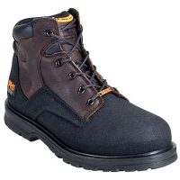 POWERWELT 6″ STEEL TOE WORK BOOT