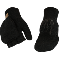 ALYESKA LINED HALF-FINGER WITH MITT HOOD GLOVE