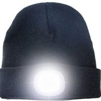 LED HEADLIGHT BEANIE