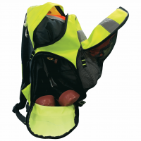 HIGH VIZ MULTI-FUNCTIONAL BACKPACK
