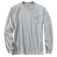 WORKWEAR POCKET LONG-SLEEVE T-SHIRT
