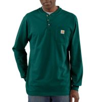 WORKWEAR POCKET LONG-SLEEVE HENLEY