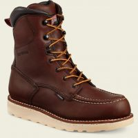 TRACTION TRED 8″ WORK BOOT