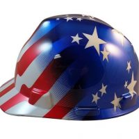 AMERICAN STARS AND STRIPES HARDHAT