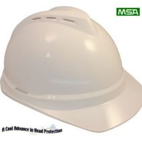 MSA VENTED HARD HAT