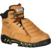 MICHELIN SLEDGE STEEL TOE METATARSAL WORK BOOT