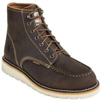 6″ WEDGE WORK BOOT