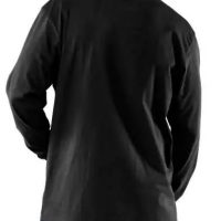 LOOSE FIT HEAVYWEIGHT LONG-SLEEVE POCKET T-SHIRT
