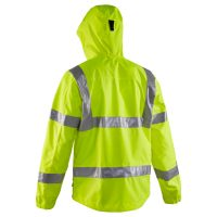 WEATHER WATCH HOODED ANSI FISHING JACKET
