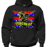 PATRIOT SNAKE SAFETY HOODIE