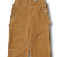 Carhartt Zip-to-Thigh Bib Overalls