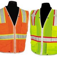 ML KISHIGO Mesh Safety Vest