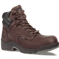 TITAN WMS WP ST 6IN BROWN