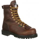 Georgia WP Steel Toe Low-Heel Logger Boot